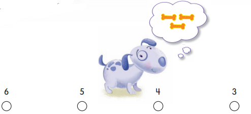 Envision Math 1st Grade Answer Key Topic 1 Test 1