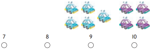 Envision Math 1st Grade Answer Key Topic 1.2 6 to 10 13