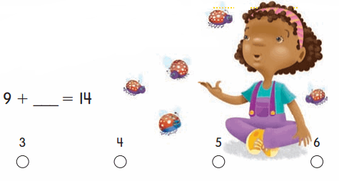 Envision Math 2nd Grade Answer Key Topic 2.6 Making 10 to Add 9 41