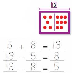 Envision Math Grade 2 Answer Key Topic 1 Reteaching 5