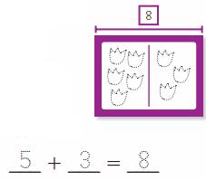 Envision Math Grade 2 Answer Key Topic 1 Reteaching 7