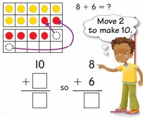 Envision Math Grade 2 Answer Key Topic 2 Reteaching 10