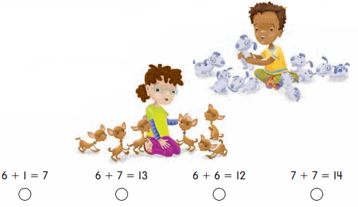 Envision Math Grade 2 Answer Key Topic 2.3 Near Doubles 31