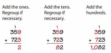 Envision Math Grade 4 Answer Key Topic 2 Reteaching 60