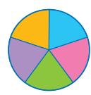 Envision Math Grade 5 Answer Key Topic 19.3 Circle Graphs 3