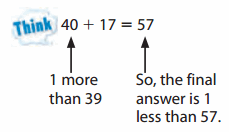 Envision Math Grade 5 Answers Topic 2.1 Mental Math 21