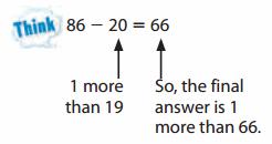 Envision Math Grade 5 Answers Topic 2.1 Mental Math 22