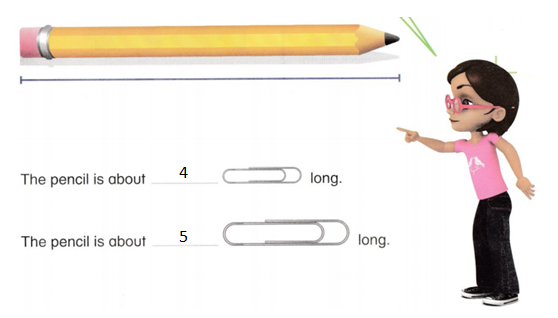 Envision-Math-Common-Core-1st-Grade-Answer-Key-Topic-12-Measure Lengths-19