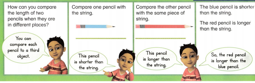 Envision Math Common Core 1st Grade Answer Key Topic 12 Measure Lengths 20