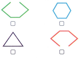 Envision Math Common Core 1st Grade Answer Key Topic 14 Reason with Shapes and Their Attributes 16