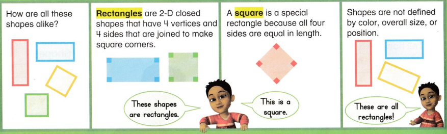 Envision Math Common Core 1st Grade Answer Key Topic 14 Reason with Shapes and Their Attributes 18