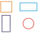 Envision Math Common Core 1st Grade Answer Key Topic 14 Reason with Shapes and Their Attributes 2