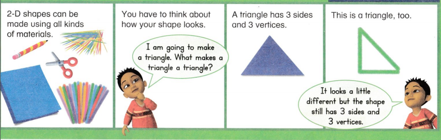 Envision Math Common Core 1st Grade Answer Key Topic 14 Reason with Shapes and Their Attributes 27