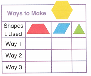 Envision Math Common Core 1st Grade Answer Key Topic 14 Reason with Shapes and Their Attributes 35