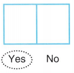 Envision Math Common Core 1st Grade Answer Key Topic 15 Equal Shares of Circles and Rectangles 10