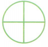 Envision Math Common Core 1st Grade Answer Key Topic 15 Equal Shares of Circles and Rectangles 19