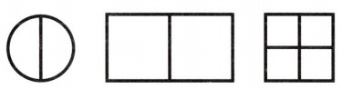 Envision Math Common Core 1st Grade Answer Key Topic 15 Equal Shares of Circles and Rectangles 32