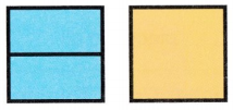 Envision Math Common Core 1st Grade Answer Key Topic 15 Equal Shares of Circles and Rectangles 48