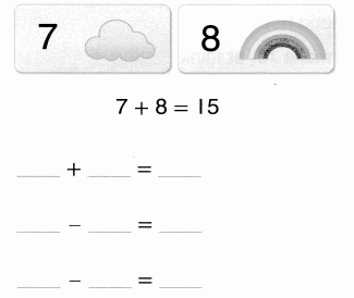 Envision Math Common Core 1st Grade Answer Key Topic 4 Subtraction Facts to 20 Use Strategies 11.5