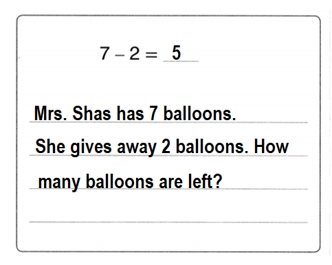 Envision-Math-Common-Core-1st-Grade-Answers-Key-Topic-1-Understand-Addition-and-Subtraction-Lesson 1.4 Take from-Higher Order Thinking-8