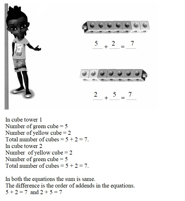 Envision-Math-Common-Core-1st-Grade-Answers-Key-Topic-2-Fluently-Add-and-Subtract-Within-10- Lesson-2.5-Add-in-Any-Order