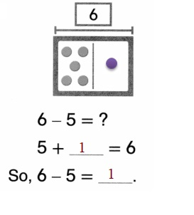 Envision-Math-Common-Core-1st-Grade-Answers-Key-Topic-2-Fluently-Add-and-Subtract-Within-10-Lesson-2.7-Think –Addition-to-Subtract-Guided-Practice- Question-2