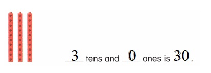 Envision-Math-Common-Core-1st-Grade-Answers-Key-Topic-8-Understand-Place-Value-Lesson-8.2-Numbers-Made-with-Tens-Guided-Practice-Question-1