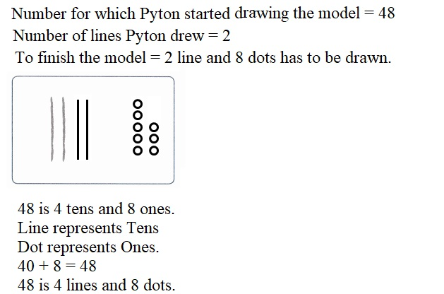 Envision-Math-Common-Core-1st-Grade-Answers-Key-Topic-8-Understand-Place-Value-Lesson-8.5-Continue-with-Tens-and-Ones-Problem-Solving-Question-11