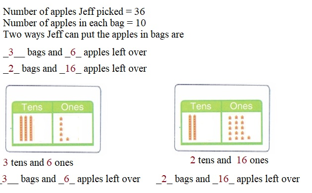 Envision-Math-Common-Core-1st-Grade-Answers-Key-Topic-8-Understand-Place-Value-Lesson-8.6-Different-Names-for-the-Same-Number-Problem-Solving-Question-9