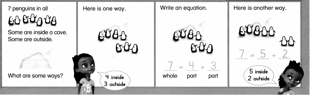 Envision Math Common Core 1st Grade Answers Topic 1 Understand Addition and Subtraction 40.3