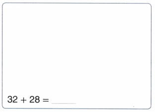 Envision Math Common Core 1st Grade Answers Topic 10 Use Models and Strategies to Add Tens and Ones 60.15