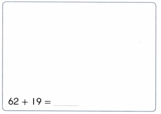 Envision Math Common Core 1st Grade Answers Topic 10 Use Models and Strategies to Add Tens and Ones 60.16