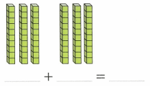 Envision Math Common Core 1st Grade Answers Topic 10 Use Models and Strategies to Add Tens and Ones 77.12