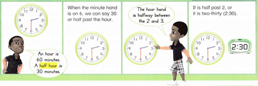 Envision Math Common Core 1st Grade Answers Topic 13 Time and Money 64