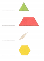 Envision Math Common Core 1st Grade Answers Topic 14 Reason with Shapes and Their Attributes 47