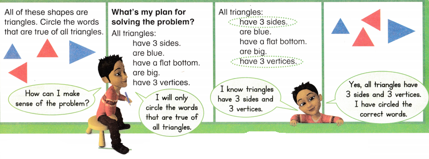 Envision Math Common Core 1st Grade Answers Topic 14 Reason with Shapes and Their Attributes 79