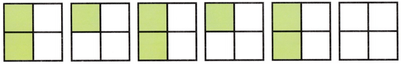Envision Math Common Core 1st Grade Answers Topic 15 Equal Shares of Circles and Rectangles 54