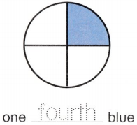 Envision Math Common Core 1st Grade Answers Topic 15 Equal Shares of Circles and Rectangles 61