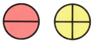 Envision Math Common Core 1st Grade Answers Topic 15 Equal Shares of Circles and Rectangles 64