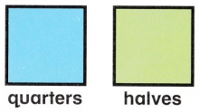 Envision Math Common Core 1st Grade Answers Topic 15 Equal Shares of Circles and Rectangles 65
