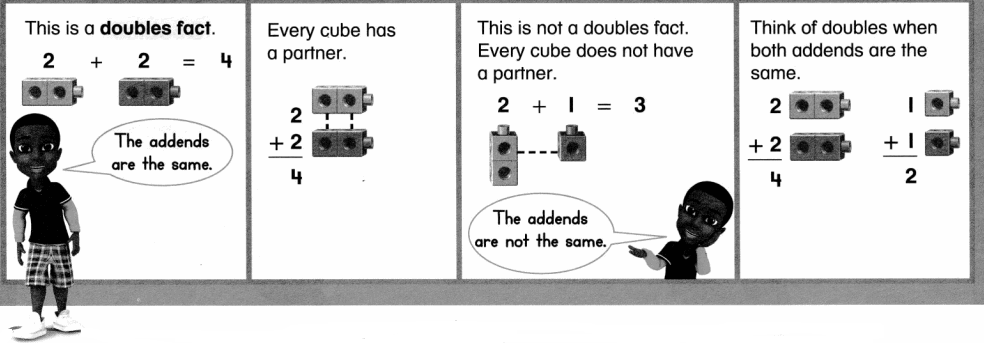Envision Math Common Core 1st Grade Answers Topic 2 Fluently Add and Subtract Within 10 6.18