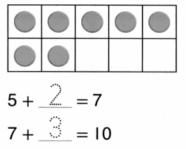 Envision Math Common Core 1st Grade Answers Topic 2 Fluently Add and Subtract Within 10 8.1