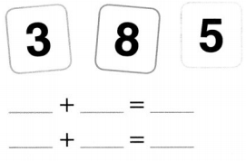 Envision Math Common Core 1st Grade Answers Topic 2 Fluently Add and Subtract Within 10 8.15
