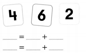 Envision Math Common Core 1st Grade Answers Topic 2 Fluently Add and Subtract Within 10 8.16