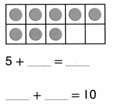 Envision Math Common Core 1st Grade Answers Topic 2 Fluently Add and Subtract Within 10 8.3