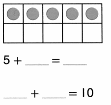 Envision Math Common Core 1st Grade Answers Topic 2 Fluently Add and Subtract Within 10 8.4