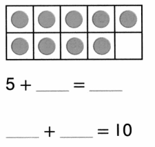 Envision Math Common Core 1st Grade Answers Topic 2 Fluently Add and Subtract Within 10 8.5