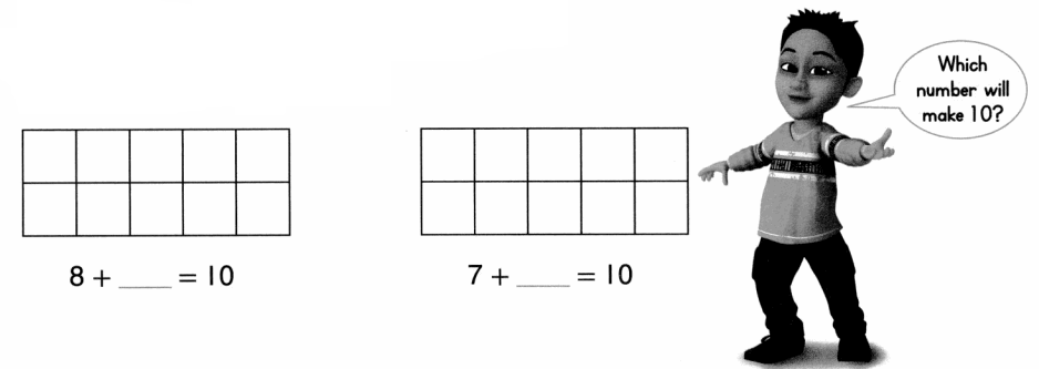 Envision Math Common Core 1st Grade Answers Topic 2 Fluently Add and Subtract Within 10 8.6