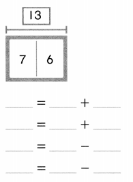 Envision Math Common Core 1st Grade Answers Topic 4 Subtraction Facts to 20 Use Strategies 6.42