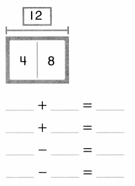Envision Math Common Core 1st Grade Answers Topic 4 Subtraction Facts to 20 Use Strategies 6.43